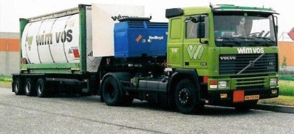 Tankvervoer Wim Vos…
